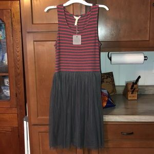 Matilda Jane 'Twas the night dress sz M